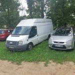 Ford Transit 2009 Dyzelis Panevezys