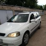 opel astra 2000 dyzelis