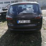 FORD S-MAX 2007 Dyzelinas Vilnius