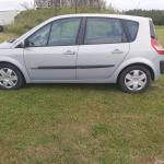 Renault scenic  2003 Dyzelinas Tauragė